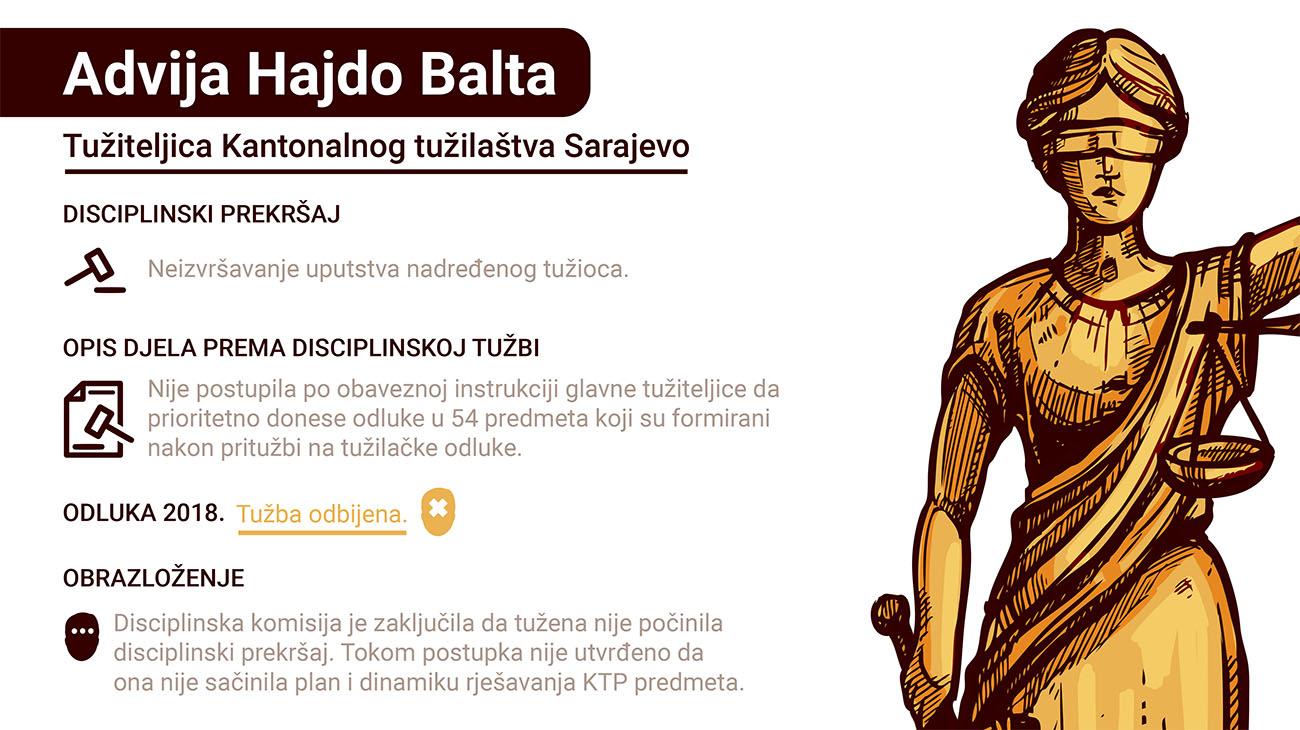 ADVIJA HAJDO BALTA