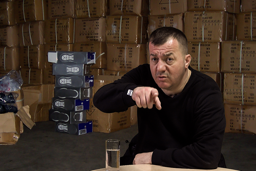 """Ja bih se prije roknuo nego mito dao"", kaže uvoznik Esnaf Kastrat (Foto: CIN)"
